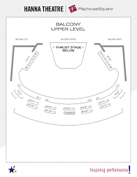 Key Bank Stadium Seating Chart Seating Charts Playhouse Square