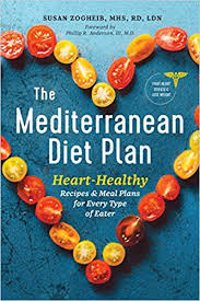 Weekly Meal Plan Simple The Mediterranean Diet Plan HeartHealthy Recipes Meal Plans For