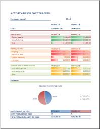 Cost Savings Tracking Template Cost Tracker Template Ms Excel Editable Template Word