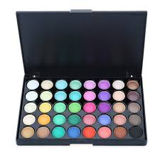 gustala special eyeshadow palette 40 colors makeup long lasting matte pearl shimmer eye shadow cosmetic tool make up eyeshadow in eye shadow from beauty