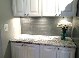 Ann Sacks Glass Tile Backsplash Plans Cool Ideas