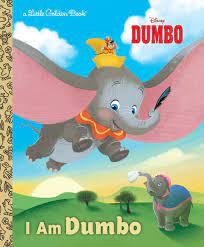 I Am Dumbo (Disney Classic) (Little Golden Book) : Jordan, Apple, Batson,  Alan: Amazon.de: Bücher