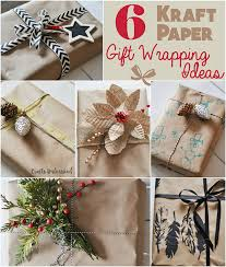 Gift-wrapping-ideas-kraft-paper-Crafts-Unleashed-5