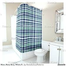 buffalo check shower curtain plaid blue and brown red black grey white curtai