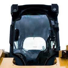 cab enclosures and cab heaters for skid steer loaders skid steer forestry doors