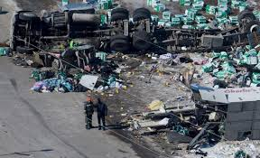 Canada mourns after 15 die when junior hockey team bus collides with ...