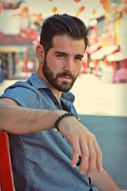 Pin By Beard And Lady On Beards Coiffure Homme Cheveux