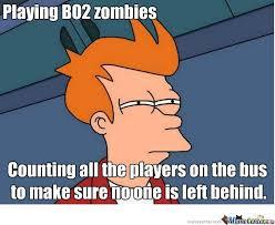 Bo2 Zombies by lukiax - Meme Center via Relatably.com
