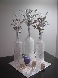 Diy Wine Bottle Projects Easy Christmas Wine Bottle Craft Looks Like Ill Have To Make