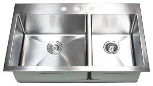 Sinks Double Bowl Stainless Steel Kitchen Sink Stainless Steel Double Basin Stainless Steel Kitchen Sink
