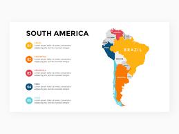 america ppt template south america map infographic template free ppt by theseamuss