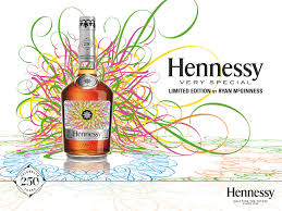 Hennessy Design Ryan Mcginness For Hennessy On Packaging Of The World