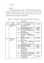 Контрольная работа по Бухгалтерскому учету Вариант №  Контрольная работа по Бухгалтерскому учету Вариант №3 15 11 13