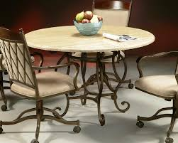 image of 42 round granite table top