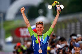 دراج فريق الإمارات بوجاتشار يحرز الميدالية البرونزية في أولمبياد طوكيو ‹  جريدة الوطن