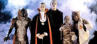 This creature is very ominous and creepy. Class Of 1987 Creatures Of The Night Tom Noonan Duncan Regehr Tom Woodruff Jr Carl Thibault Michael Reid Mackay On Becoming The Monster Squad Daily Dead