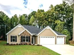 three car garage with apartment 3 one story house plans lovely home hardware