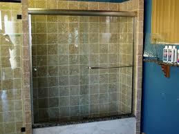full size of double sliding shower doors door seal bathrooms splendid brushed nickel 1000mm pivot