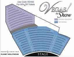 Vegas The Show Saxe Theater Seating Chart Vegas The Show Saxe Theater Seating Chart Best Picture Of