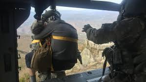 TN Army Nat'l Guard helicopter rescues man trapped in Smoky ...