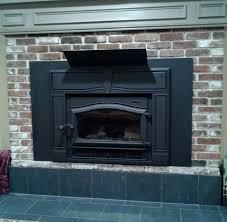 fireplace mantle heat deflector