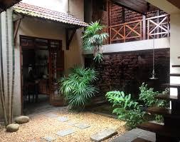 Sri Lankan Courtyard House Design Colombo Sri Lanka Brick Architecture Tropical Houses