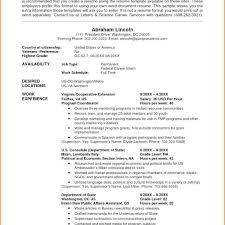 Usajobs Resume Tips Usa Jobs Resume 7401 Allmothers Net