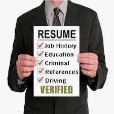 Resume fraud is increasing in todays workplace. Competition for jobs are  great and applicants are lying on their resumes to help them get the job  even ...