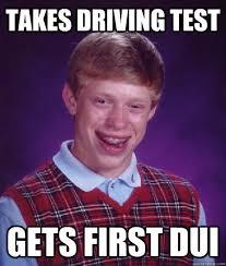 Internet Memes: Bad Luck Brian via Relatably.com