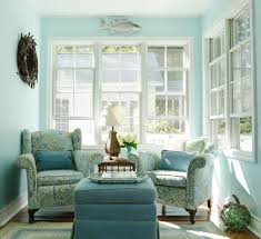 Living Room Borders Sitting Room Sunroom Beach Style With Pastel Colors Traditional