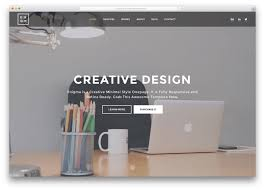 Simple Web Page Template Atomic Free Website Templates Best For All