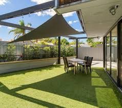 Contemporary Minimalist Patio Design with Cheap All Weather Patio