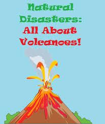 Volcanoes Worksheets Diagrams Charts And Labs