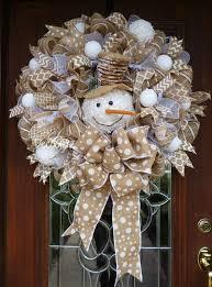 diy décor best ideas for burlap wreath
