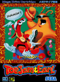 Resultado de imagem para Toe Jam & Earl