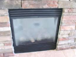 superior gas fireplace glass doors clean cloudy open or closed fogged small gas fireplace panoramic glass