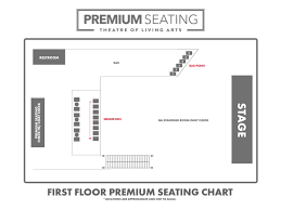 Theatre Of Living Arts Seating Chart Theatre Of Living Arts