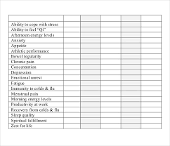 Student Tracking Chart Progress Tracking Template 11 Free Word Excel Pdf