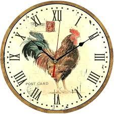 vintage kitchen clocks vintage style kitchen wall clocks retro kitchen wall clock with timer vintage kitchen