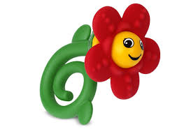 5460-1: <b>Happy</b> Flower <b>Rattle</b> & <b>Teether</b> | Brickset: LEGO set guide ...