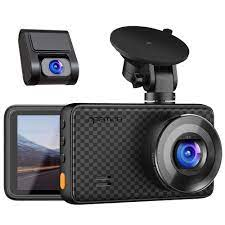 Best Front/Rear Dash Cams (Review) in 2021