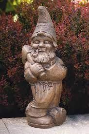 large wood chopper gnome 2475