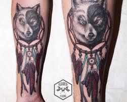 ловец снов значение татуировок в россии Rustattooru