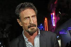 Software mogul John McAfee dies in Spain by suicide, lawyer says - World  News