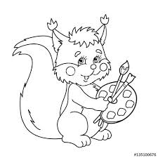 Paint Brush Coloring Pages Paint Coloring Pages Paint Brush Coloring