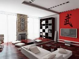 Asian Style Home Decor. See More. Asian Inspired living room. Complete with  low seating, and a very zen color scheme