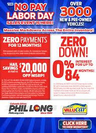 lp back to top phil long dealerships