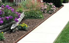garden ideas with wood garden borders and edging ideas top 3 ideas garden edging ideas wood