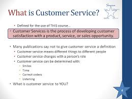 Great Customer Service Means 1 2 1 Service Components Of Customer Service The Business