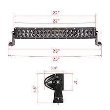 philips light bar wiring diagram philips image auxbeam 22 u2033 120w curved led work light bar 12000lm philips combo on philips light bar wiring diagram